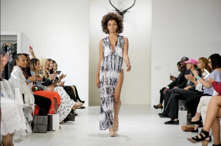 Amira Lawrence's Model portfolio