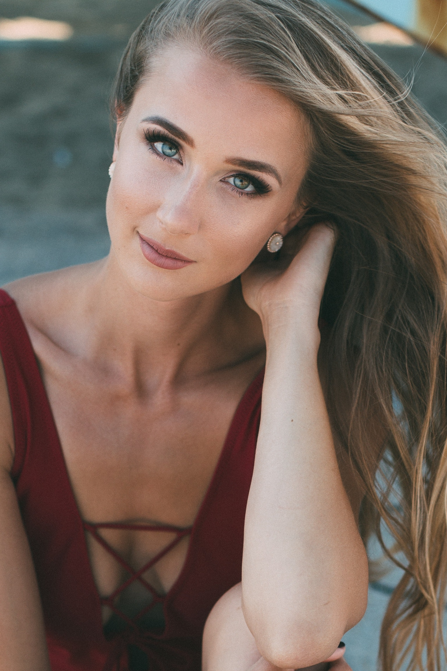 Alexandra Koryttseva's Model portfolio