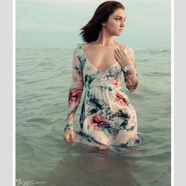 Christina Mari's Model portfolio