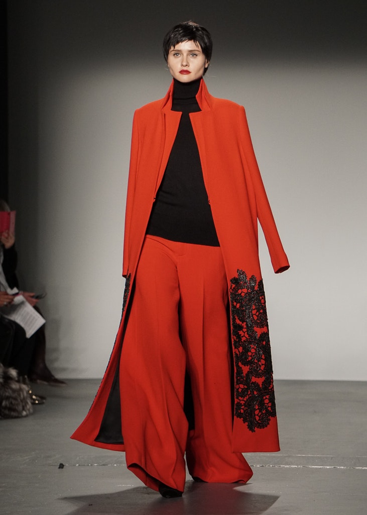Zang Toi Fall/Winter 2018 NYFW