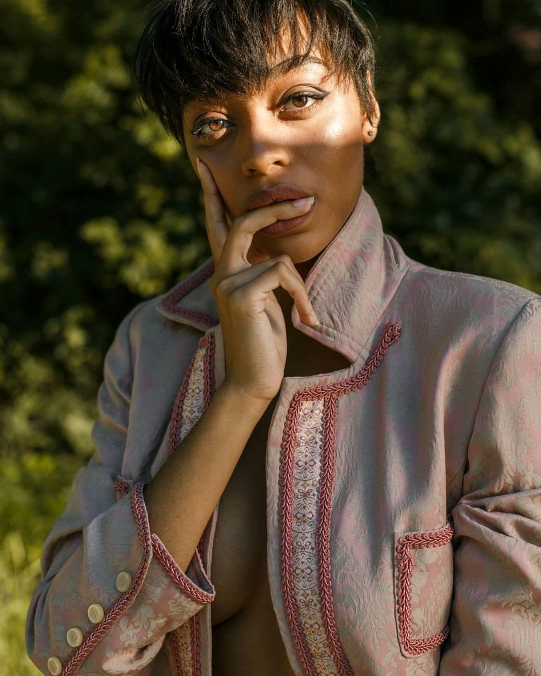 Seraphina Russell's Model portfolio