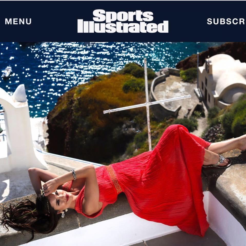 Tia Lenae McDonald's Model portfolio