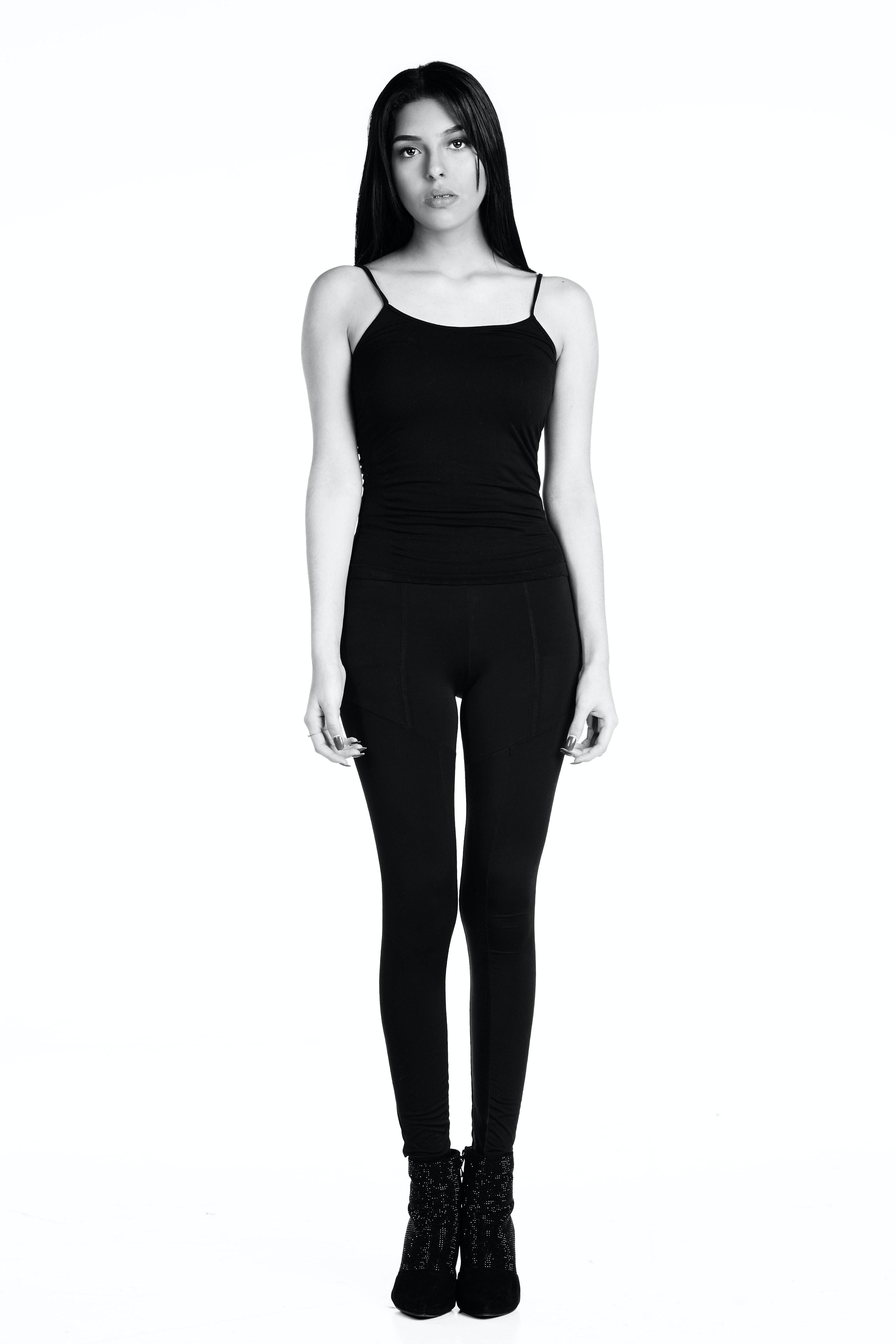 Nicole Salas's Model portfolio