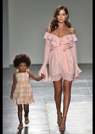 Fashion Palette Australian - Sabo Luxe SS2018