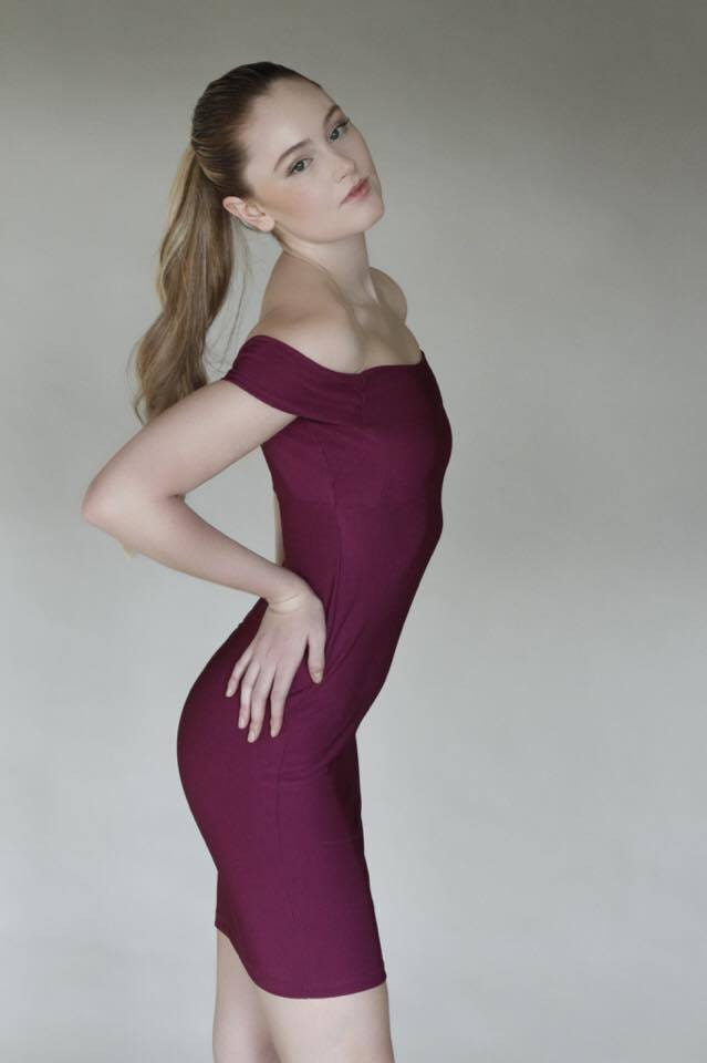 Abigail Morrison's Model portfolio