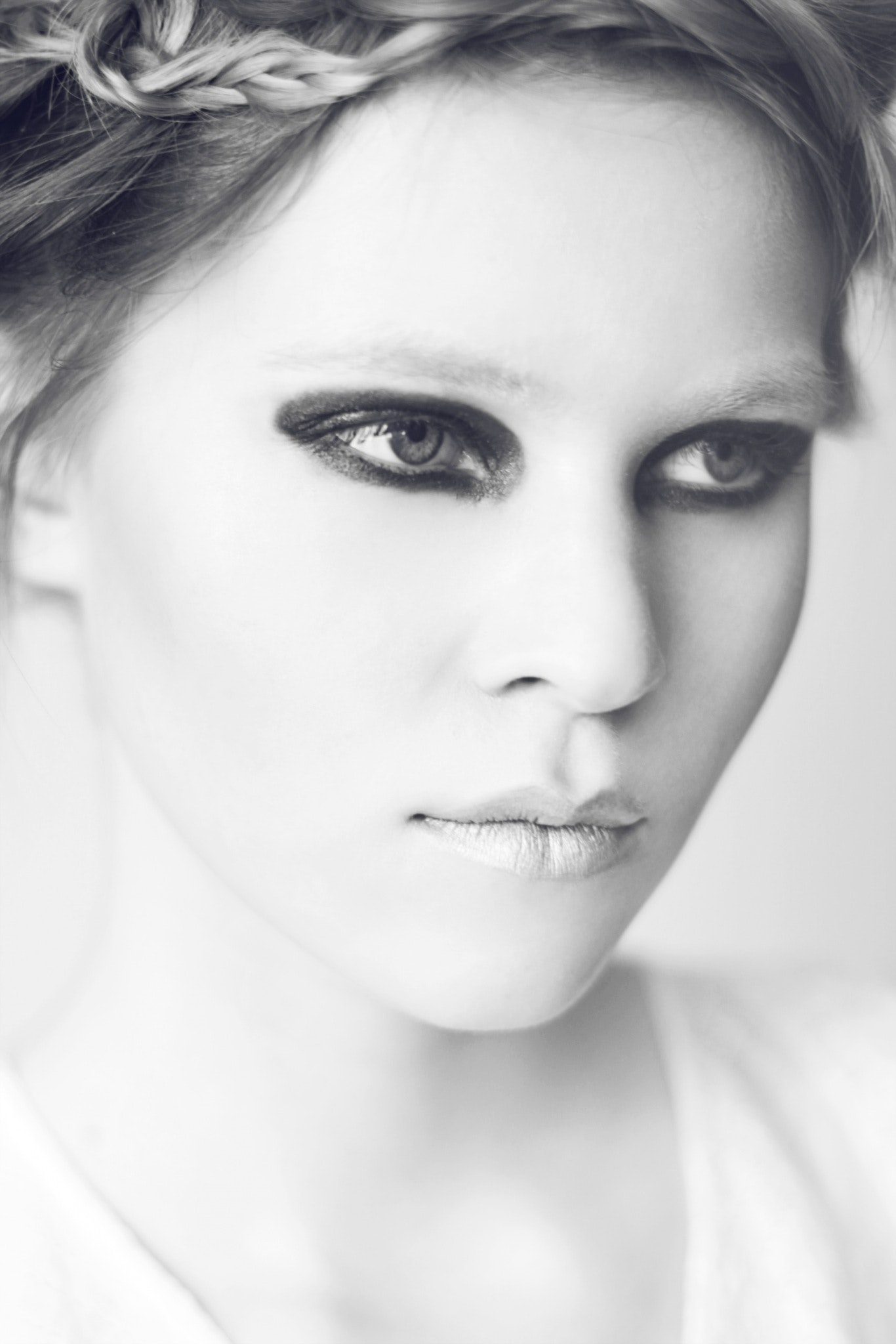 Anna Blinova's Model portfolio