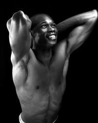 Kevon Mills's Model portfolio