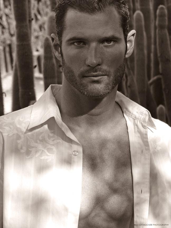 Eddie Davenport's Model portfolio