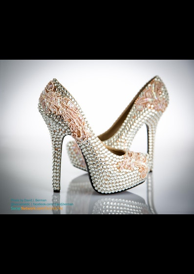 Kilame Shoes by Pamela Quinzi