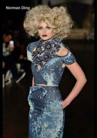 AMATO HAUTE COUTURE BY FURNE ONE at Art Hearts Fashion