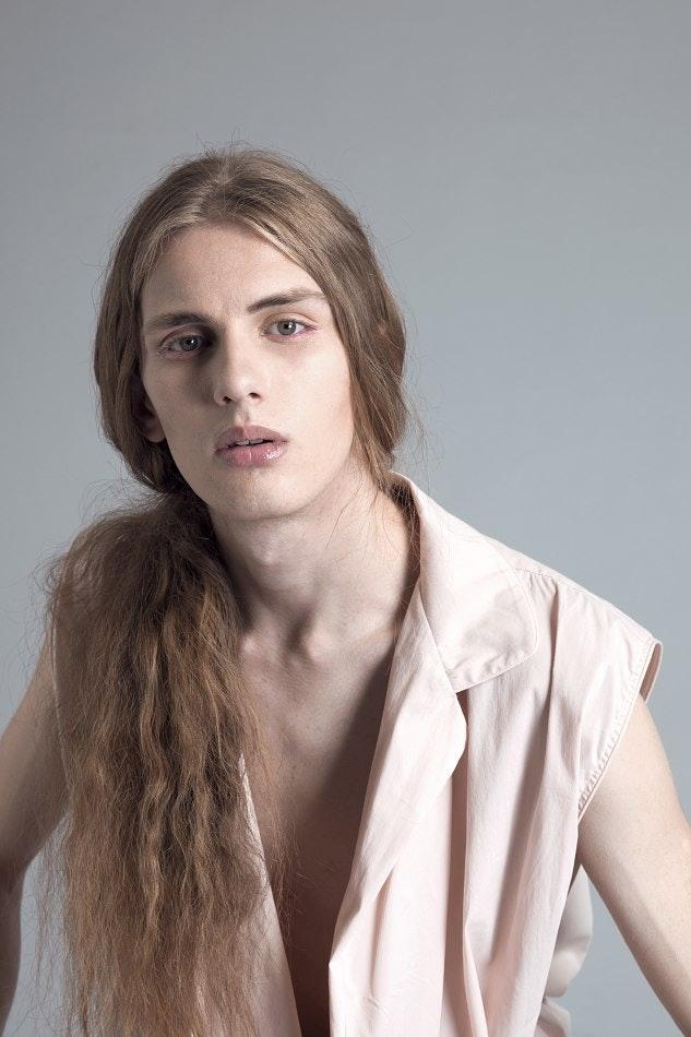Sair Tan's Model portfolio