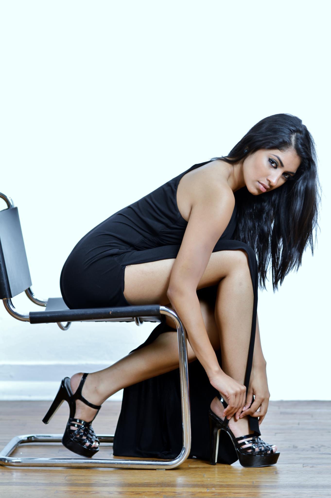 Gabrellia Lera's Model portfolio