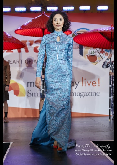 Malan Breton Runway show - Asian In NY  Celebrate Taiwan