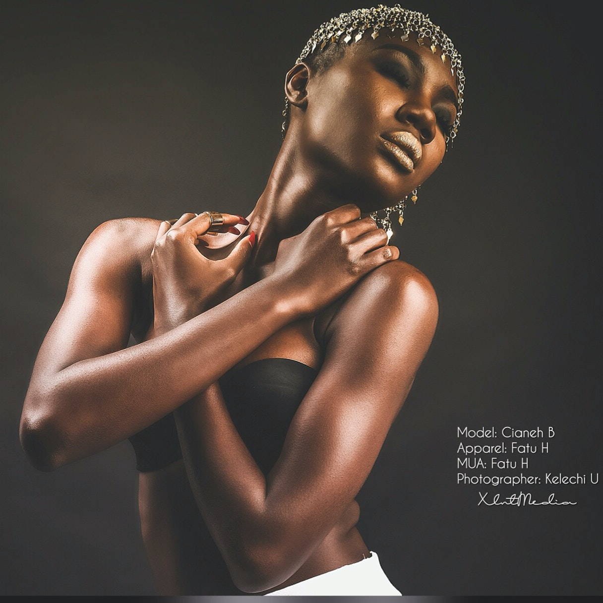 ciannehb's Model portfolio