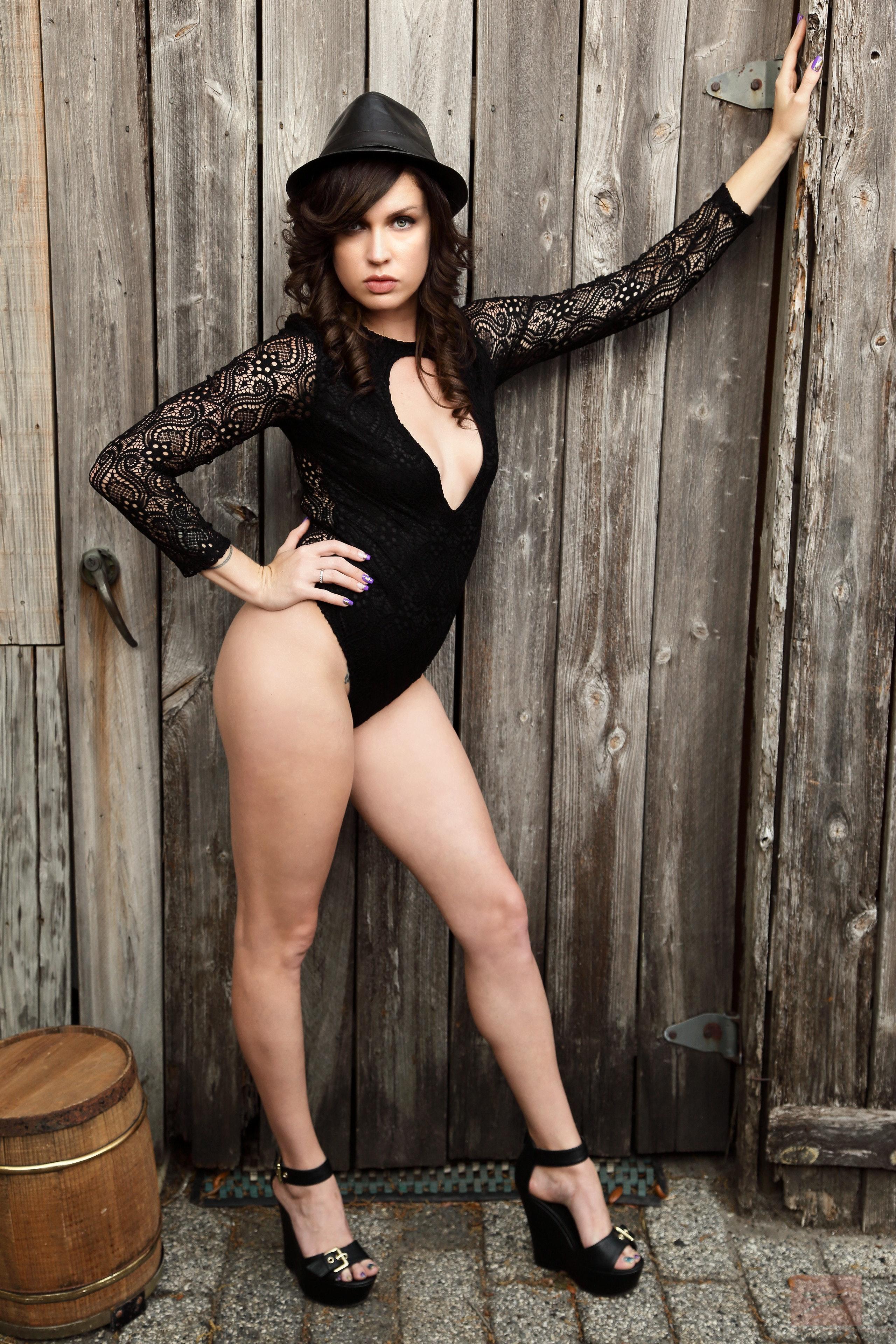 Krystina Renee Gillispie's Model portfolio