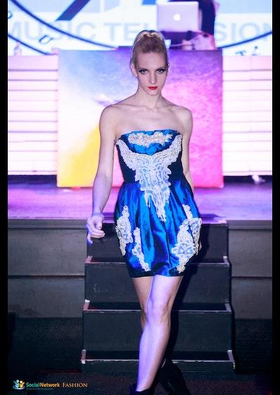 Designer Pamela Quinzi at the Highline Ballroom