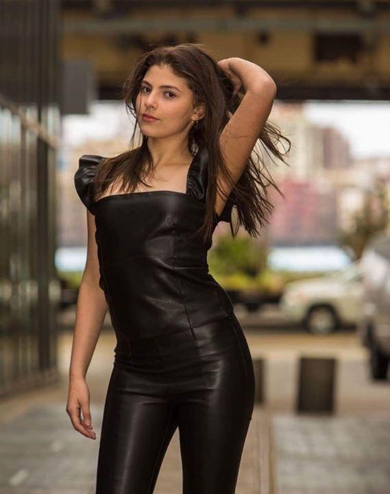 Keso okriashvili's Model portfolio