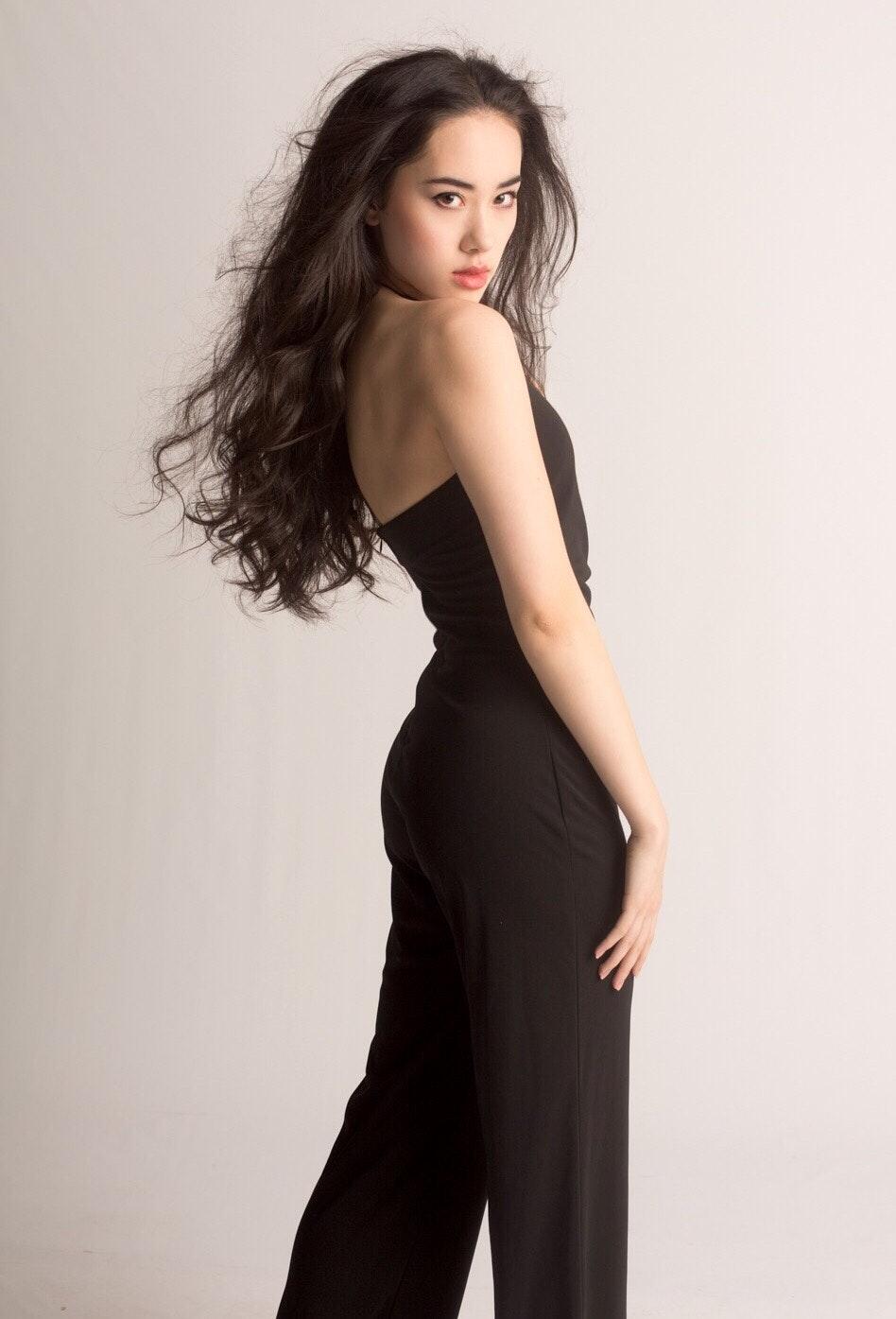 Elena House's Model portfolio