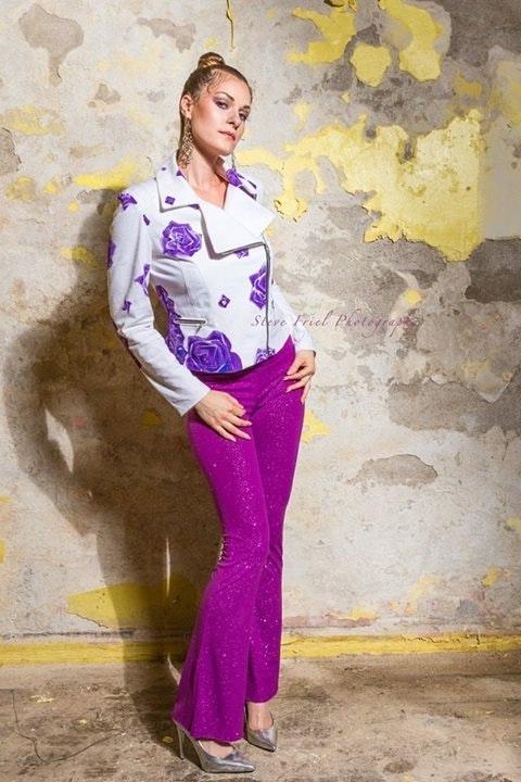 Tricia Drew's Model portfolio
