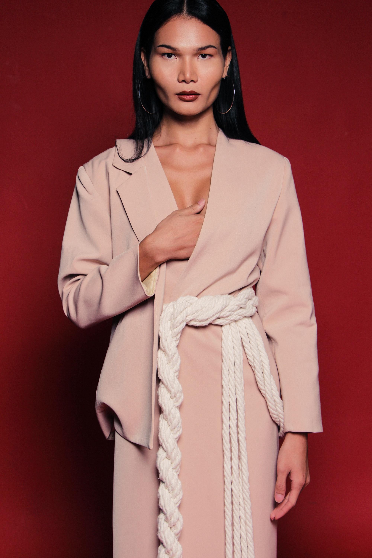 Mimi Tao's Model portfolio