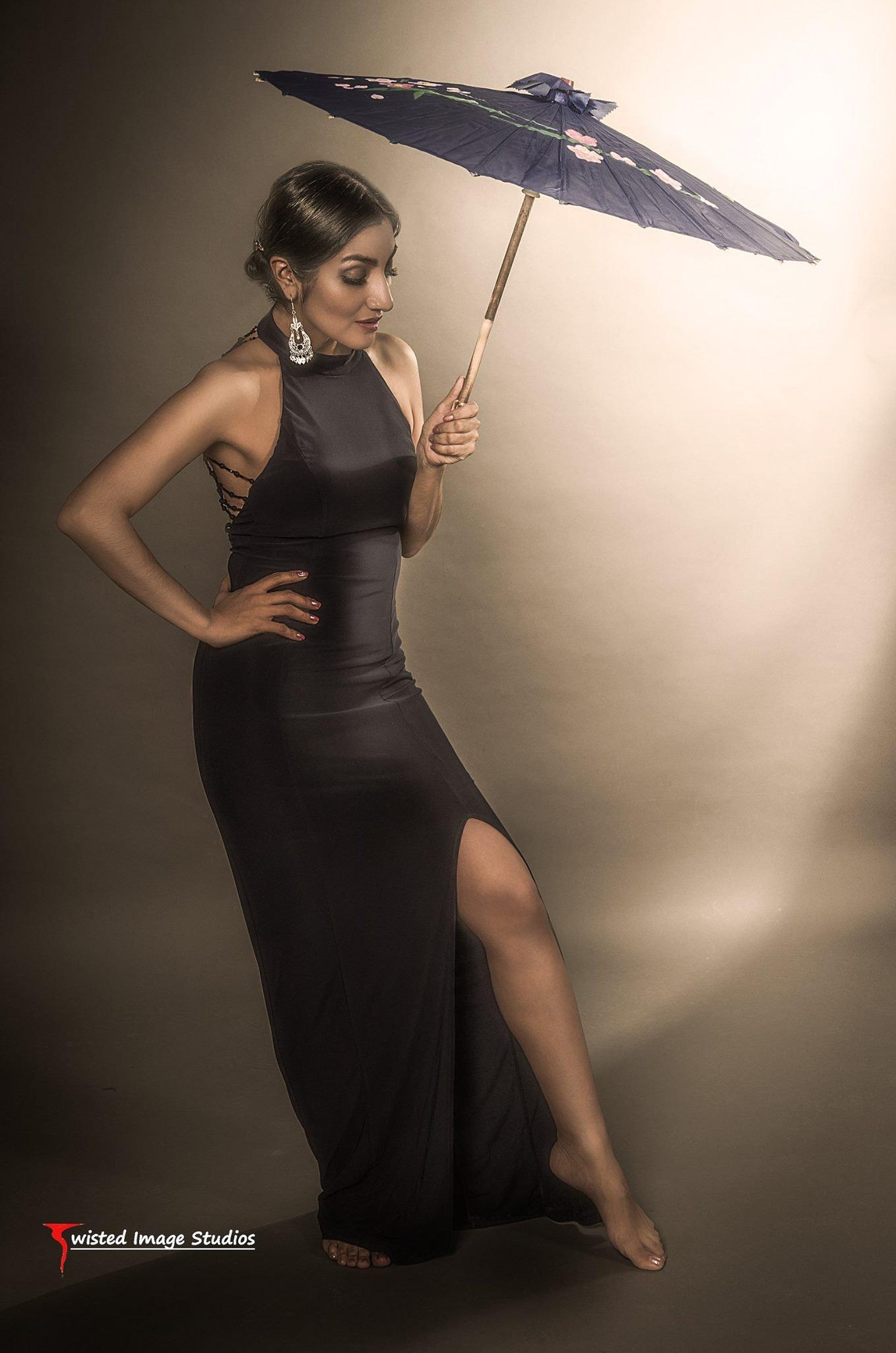 Nadia's Model portfolio