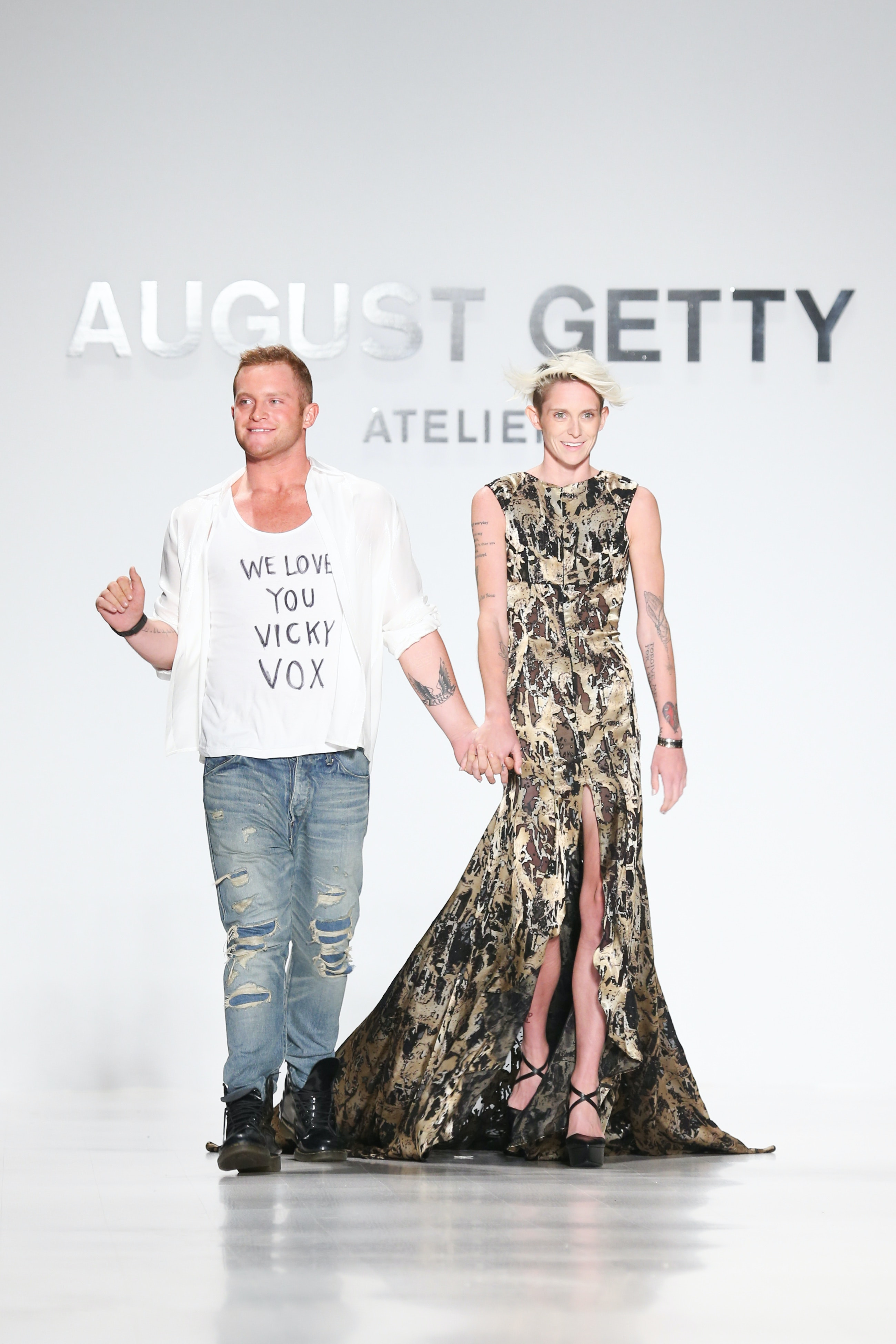 August Getty