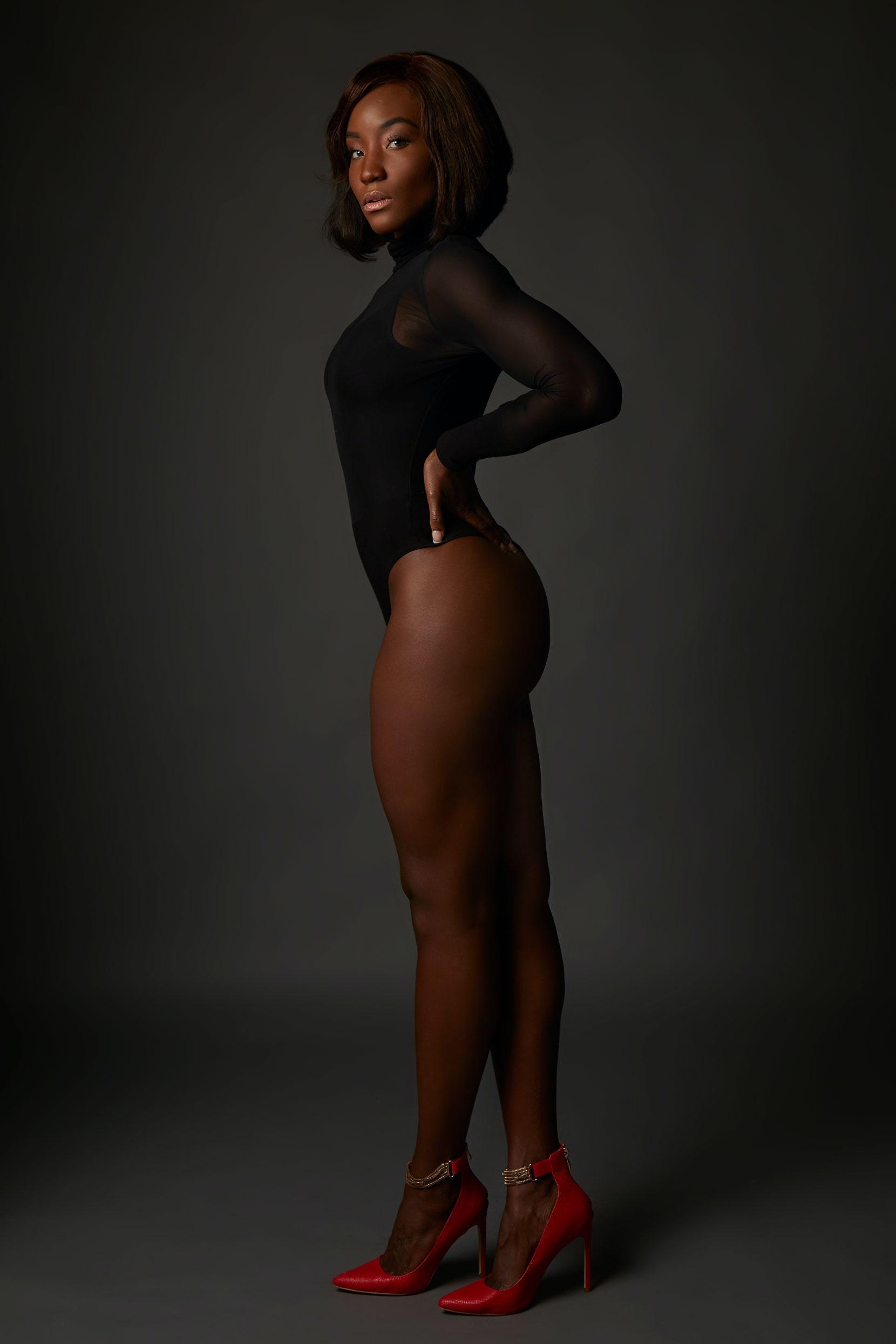 Venus Florus's Model portfolio