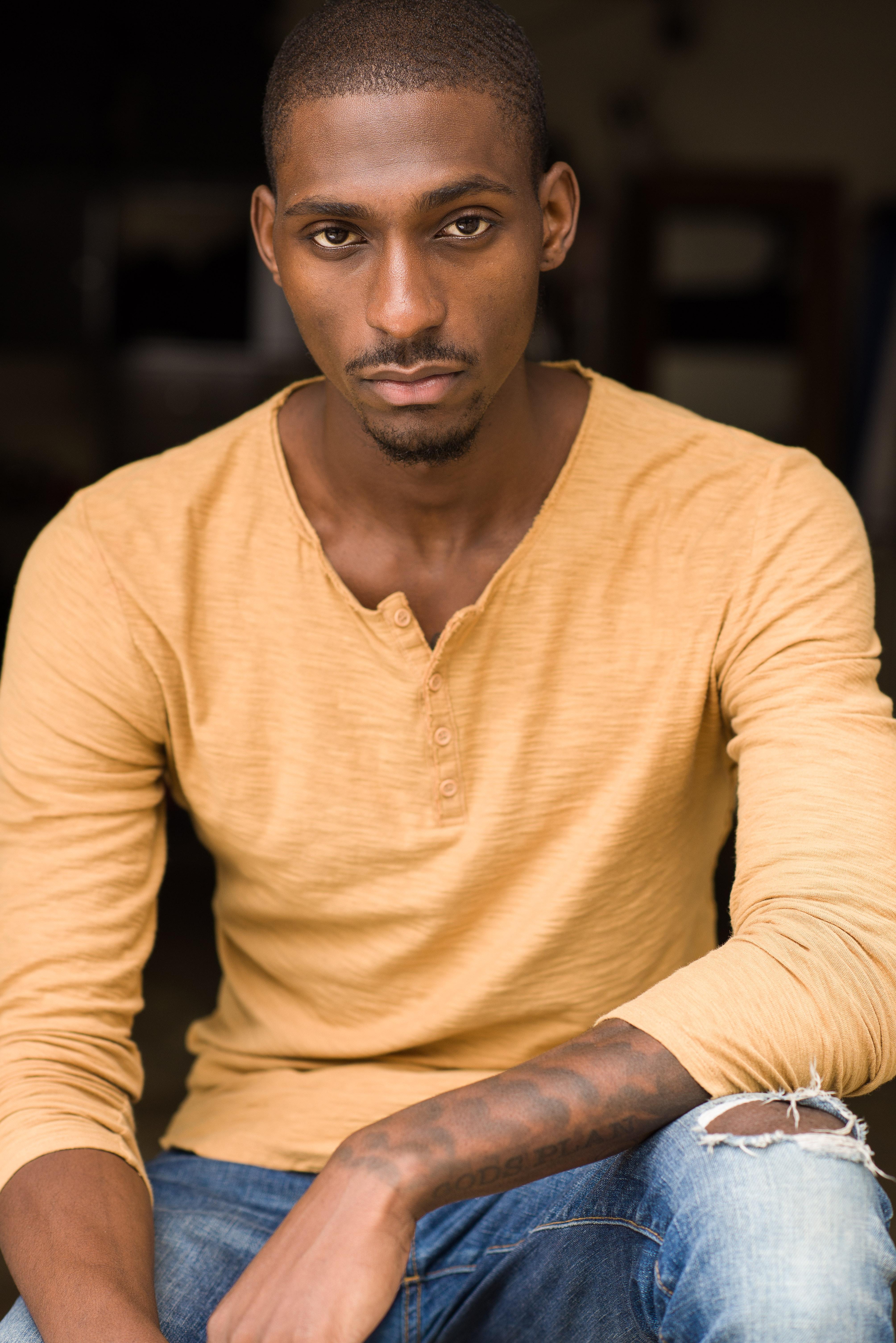 Malik Johnson's Model portfolio